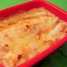 トースターで★鱈&ネギの味噌マヨチーズ焼き