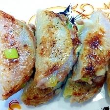 ヘルシー☆大根で包む肉餃子