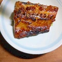 料理下手が作る 鯖味噌焼き