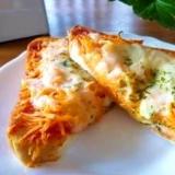 スピード朝食!簡単人参のチーズトースト