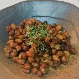 栄養満点!大豆の甘辛揚げ