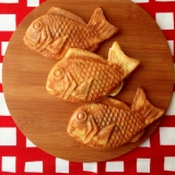 お餅救済‼︎ HMで簡単たい焼き