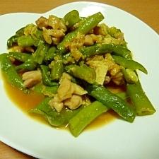 簡単!インゲン豆の醤油麹煮☆