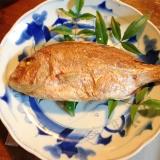 鯛の姿焼き☆2014