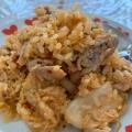 キムチチャーハンの決定版!秘技あり豚キムチ焼き飯