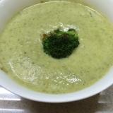ブロッコリーのクリームスープ