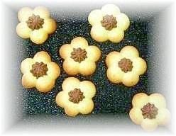 梅の花クッキー