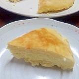 おからで☆フワフワ~超簡単♪チーズケーキ