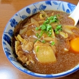 名古屋名物☆味噌煮込みうどん