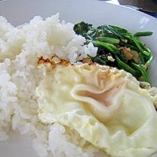 レンジでつくる簡単☆バランス朝食♪