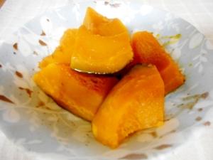 かぼちゃのはちみつココナッツ煮