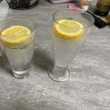 割る!こだ割る!美味しいレモンサワーの作り方!