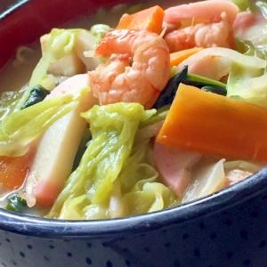 野菜たっぷり☆長崎チャンポン