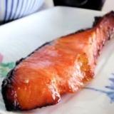 自家製!鮭のみりん焼き