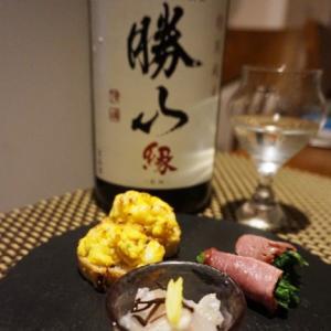 日本酒進む、鯛のこぶ〆塩昆布和え