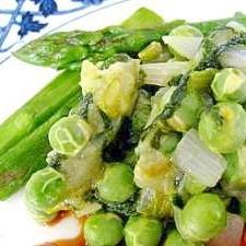 春野菜のフランセーズ