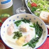 ☆★ムール貝のクリームソース煮♪★☆