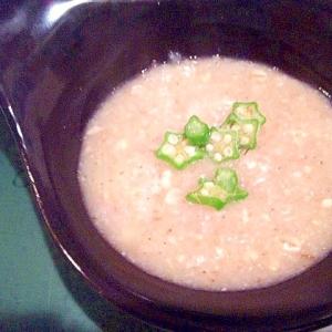 【食物繊維たっぷり】とろーり温まる 蓮根のお味噌汁