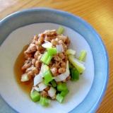 エシャロット葱納豆
