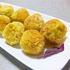 ほくほく野菜の★チーズinコロッケ