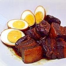 黒糖でまろやか♡ 豚の角煮