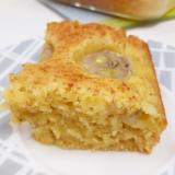 オーブントースターで(^^)簡単バナナケーキ♪