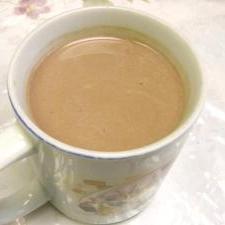 レンジで簡単☆温まるホットチョコレート♪甘酒ココア