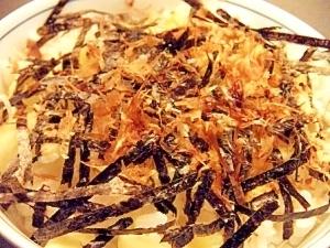 海苔チーズおかかご飯