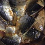 圧力鍋 小骨も食べられる鯖の煮物