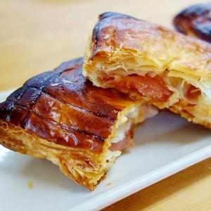 無花果のパイ