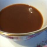 ココア入りコーヒー