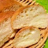 軽~く練る?だけ☆超簡単気まぐれパン