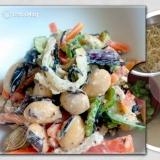 栄養満点*切り干し大根・ひじき・大豆サラダ*