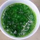 大根菜とグレープフルーツのジュース