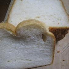 残りご飯からのパン(HB使用)