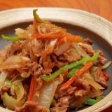 醤油麹使用!豚こま切れ肉で作る簡単チャプチェ