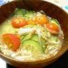 夏野菜を使った「冷汁」レシピ