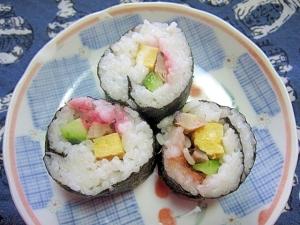 中巻き寿司