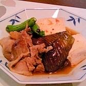 夏の肉豆腐