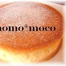 簡単ヘルシー♪スフレチーズケーキ