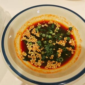 ピリ辛チヂミのタレ