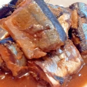 ご飯のおかずピッタリ☆〜さんまの味噌煮