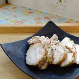 胡椒たっぷり鶏ハム【糖質制限】サラダチキン