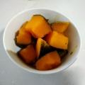超簡単☆かぼちゃの煮付け