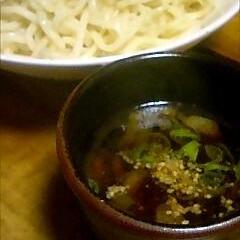 中華つけ麺 鰹味つゆ