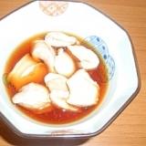 鮭の白子ポン酢◎