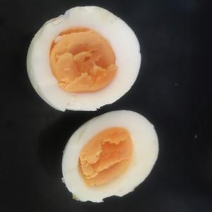茹で卵をパスタのついでに作る