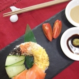 簡単可愛い★ドーナツ寿司