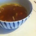 離乳食  ジャガイモとニンジンのコンソメスープ