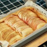 グリラーで、簡単アップルパイ